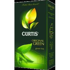 Чай зеленый в пакетиках для чашки Curtis Original Green Tea  25*2 г.