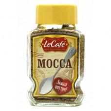 Кофе растворимый Le Cafe Mocca + ложка, 95 г