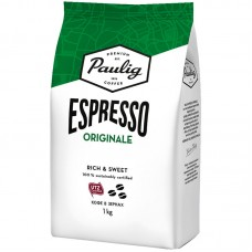 Кофе в зернах Paulig Espresso Originale (Паулиг Эспрессо Ориджинал), 1 кг