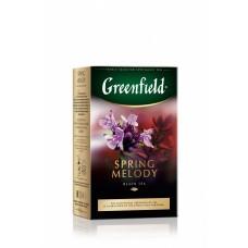 Чай черный листовой Greenfield Spring Melody (Гринфилд Спринг Мелоди), 100 г