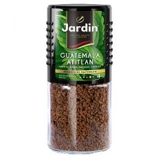 Кофе растворимый Jardin Guatemala Atitlan (Жардин Гватемала Атитлан), банка, 95 г